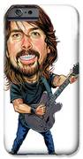 Dave Grohl IPhone 6s Case by Art
