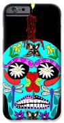 Day Of The Dead Sugar Skull IPhone 6s Case by Eva Thomas
