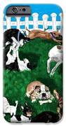 Doggy Daycare IPhone 6s Case by LCS Art