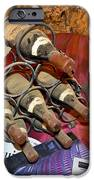 Dust Covered Wine Bottles IPhone Case by Allen Sheffield