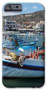 Elounda Harbour IPhone 6s Case by Luis Alvarenga