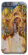 Evening Lights On St. Mark Square IPhone 6s Case by Andras Manajlo