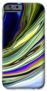 Eye Of The Storm IPhone Case by Linnea Tober