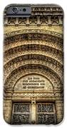 Facade Of Manila Cathedral IPhone 6s Case by Mario Legaspi