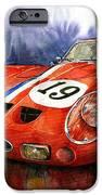 Ferrari 250 Gto 1963 IPhone Case by Yuriy  Shevchuk