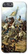 Fight For The Banner IPhone Case by Victor Mazurovsky