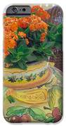 Flowers In Ornate Vase IPhone 6s Case by Robert Bray
