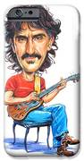 Frank Zappa IPhone 6s Case by Art