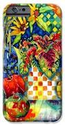 Fruit And Coleus IPhone 6s Case by Ann  Nicholson