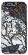 Gathering A Murder Of Crows I IPhone 6s Case by Helen Klebesadel