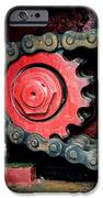 Gear Wheel And Chain Of Old Locomotive IPhone Case by Matthias Hauser