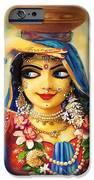 Gold Gauri IPhone 6s Case by Lila Shravani