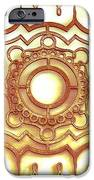 Golden Ornamental Design. IPhone 6s Case