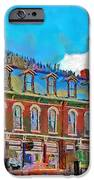 Grand Imperial Hotel IPhone Case by Jeff Kolker