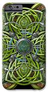 Green And Silver Celtic Cross IPhone 6s Case
