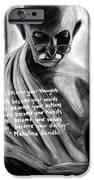 Illuminated Gandhi IPhone 6s Case by Naresh Sukhu