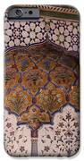 Islamic Geometric Design At The Shahi Mosque IPhone 6s Case by Murtaza Humayun Saeed