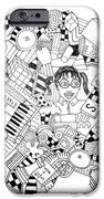 Just Nerdy Things IPhone 6s Case by Chelsea Geldean