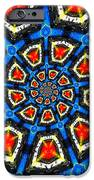 Kaleidoscope Of Primary Colors IPhone Case by Amy Cicconi