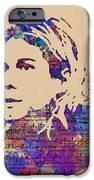 Kurt Cobain Watercolor IPhone 6s Case