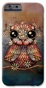 Little Rainbow Flower Owl IPhone 6s Case