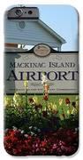 Mackinac Island Airport IPhone 6s Case