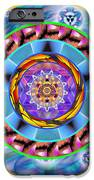 Mandala Wormhole 101 IPhone 6s Case by Derek Gedney