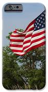 Memorial Day Flag's With Blue Sky IPhone 6s Case by Robert D  Brozek