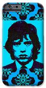 Mick Jagger Abstract Window P168 IPhone Case by Wingsdomain Art and Photography