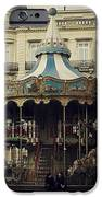 Montpellier Carousel IPhone 6s Case by Victoria Herrera