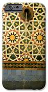 Moroccan Water Fountain IPhone Case by Ralph A  Ledergerber-Photography
