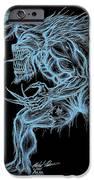 Negative Werewolf IPhone 6s Case by Michael Mestas