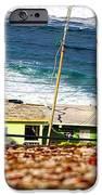 Neighborhood Between City Wall And Ocean IPhone Case by Sandra Pena de Ortiz