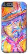 Neon Cowboy IPhone 6s Case by M C Sturman