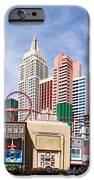 New York New York Las Vegas IPhone Case by Jane Rix