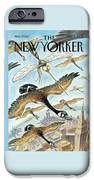 New Yorker April 17th, 2000 IPhone 6s Case by Peter de Seve