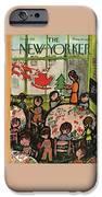 New Yorker December 8th, 1951 IPhone 6s Case by Abe Birnbaum