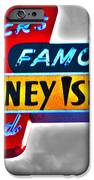 Nick's Famous Food IPhone 6s Case by Gail Lawnicki