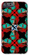 Obama Abstract 20130202p0 IPhone Case by Wingsdomain Art and Photography