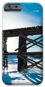 Old Rail Tressel IPhone 6s Case by Gerald Murray Photography