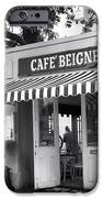 Orleans Cafe Beignet IPhone Case by John Rizzuto