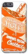 Overland Hotel IPhone 6s Case