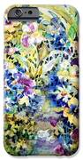 Pansy Path IPhone 6s Case by Ann  Nicholson