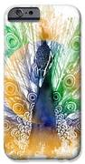 Peacock Splash IPhone 6s Case by Diana Shively