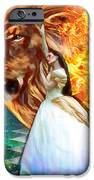 Perfect Peace In Perfect Love IPhone Case by Dolores Develde
