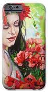 Poppie's Fairy IPhone 6s Case by Andrei Attila Mezei