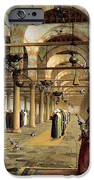 Public Prayer In The Mosque  IPhone Case by Jean Leon Gerome