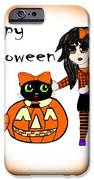 Pumpkin And Halloween Cat IPhone 6s Case