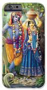 Radha-krishna Radhakunda IPhone 6s Case by Lila Shravani