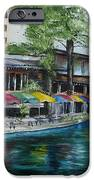 San Antonio Riverwalk Cafe IPhone 6s Case by Stefon Marc Brown